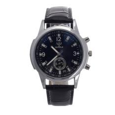 GETEK Leisure and Business Disc Classic Retro Digital Watches Watch (Black)
