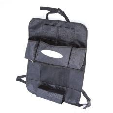 YingWei Car Back Seat Organizer Holder Storage Organizer Bag Black