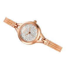 Yooyvso Genuine KIMIO Quartz Watch Korean Fashion Trend Of Refined Beauty Hot Table KW532S (Gold)