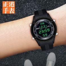 ZGO Korea Fashion Style Siswa Sekolah Menengah Remaja Anak-anak Kebugaran Menonton Elektronik Jam Tangan