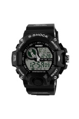ZUNCLE SKMEI Male Outdoor Sports Digital Sport Watch (Black)