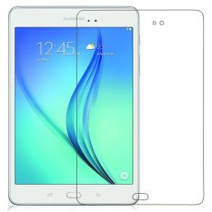 9H 0.3mm Ultra-thin 9H Tempered Glass Screen Protector For Samsung Galaxy Tab A 8.0 - Intl