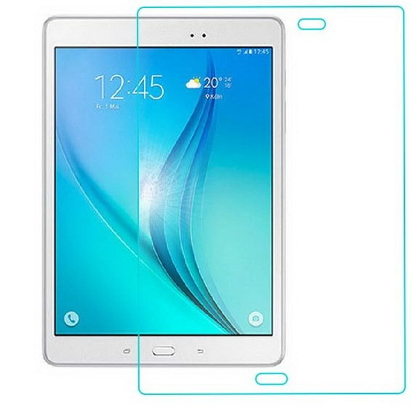 9H+ Premium Tempered Glass Screen Protector Film Cover for Samsung Galaxy Tab A 9.7 SM-T550 (Intl)