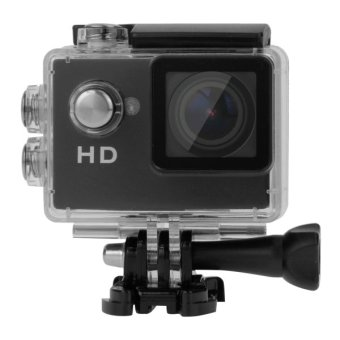 A7 HD720P 1.5 inch LCD Screen Sports Camcorder with Waterproof Case, 30m Waterproof(Black) (Intl)