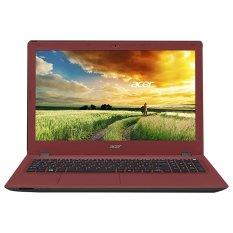 """Acer Aspire E5-552G - AMD-FX-8800P - 8GB - VGA - 1TB - 15.6"""" - DOS - Merah"""