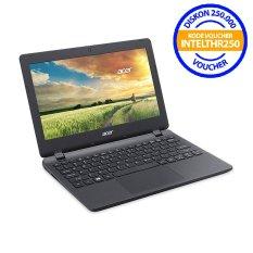 "Acer Aspire ES1-531 - 15.6"" - 2GB RAM - Intel Celeron N3050 - Hitam"