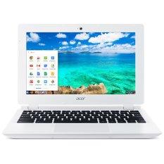 "Acer Chromebook CB3-131 - 2GB RAM - 16GB eMMC - Intel Celeron N2840- 11.6"" - Chrome OS - Putih"