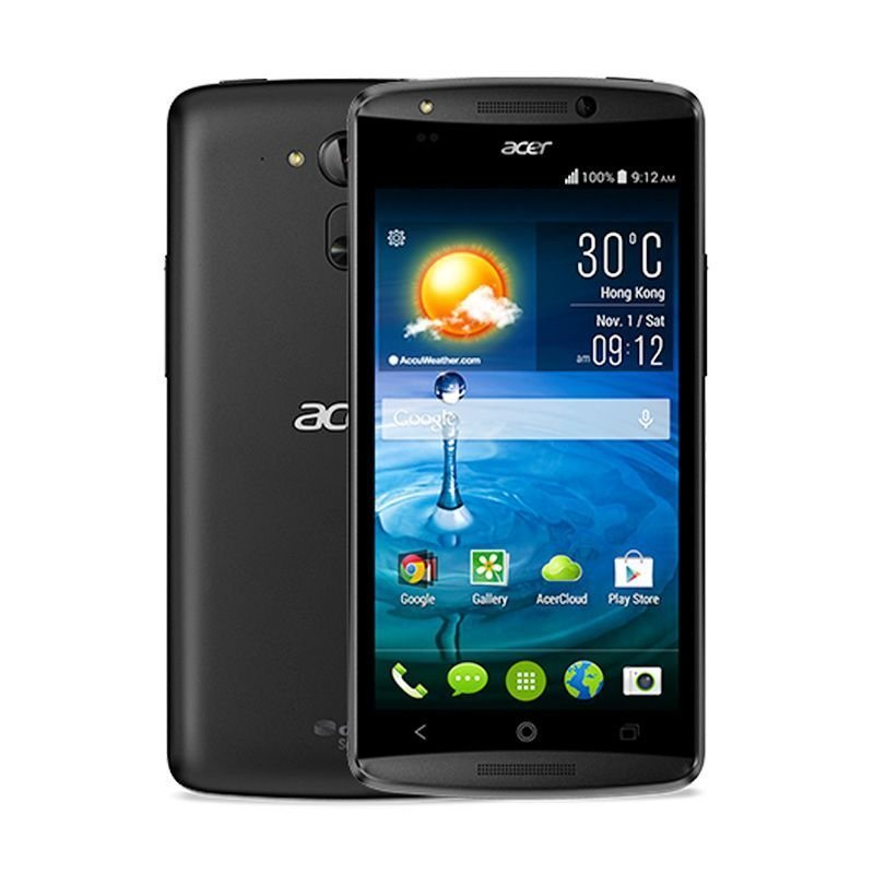 Acer Liquid E700 - 16GB - Hitam