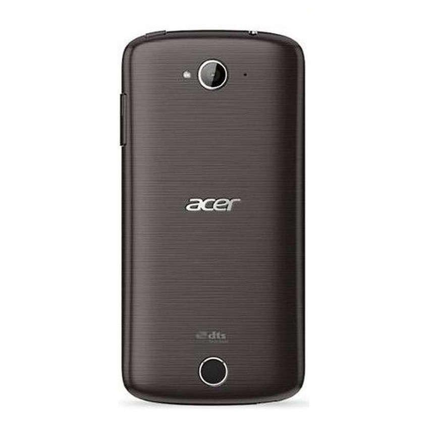 Acer Liquid Z320 - 8GB - Hitam + Gratis Powerbank + MMC 8GB