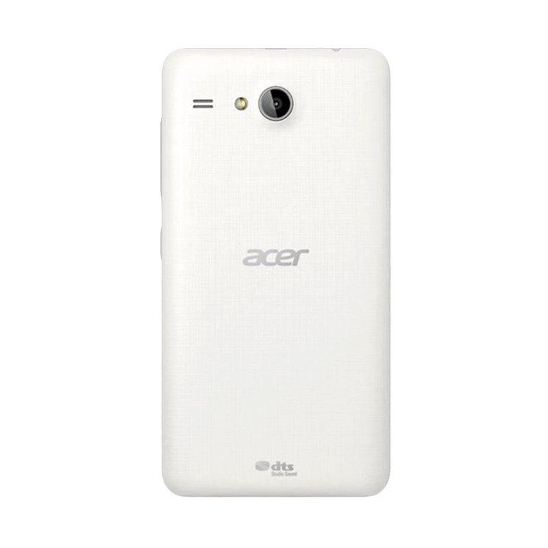 Acer Liquid Z520 Plus - 16 GB - Putih