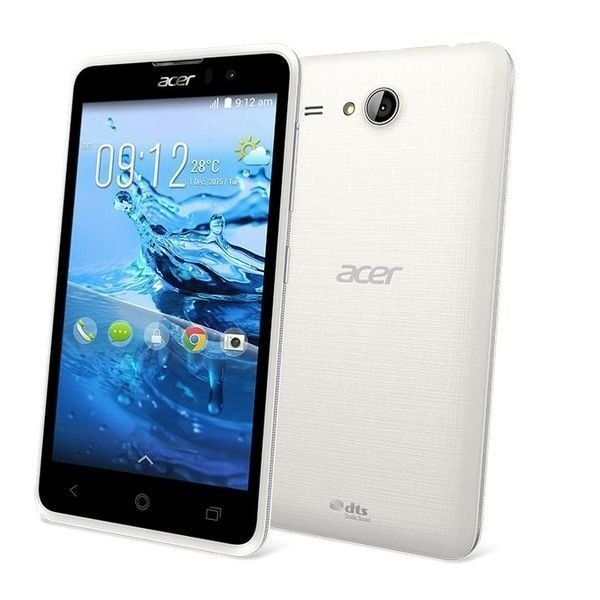 Acer Liquid Z520 Plus -  16 GB - Putih