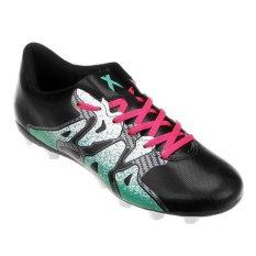Adidas Sepatu Bola X15.4 S75606 - Hitam