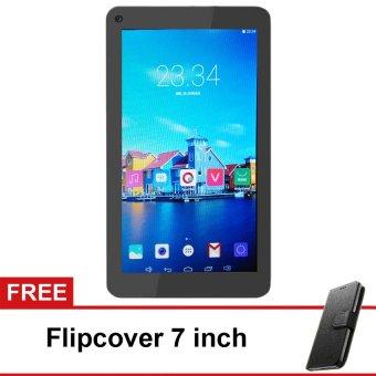 Advan T2H - 8GB - Hitam  Gratis Flipcover