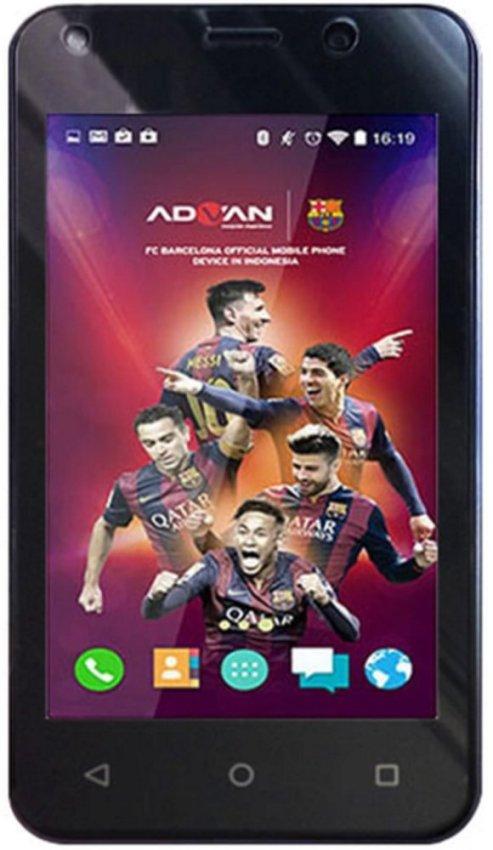 Advan Vandroid S4P - 4GB - Hitam