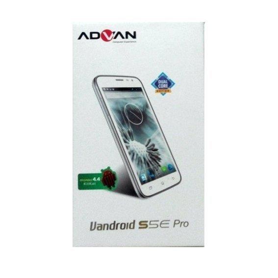 Advan Vandroid S5E Pro - 4 GB - Biru