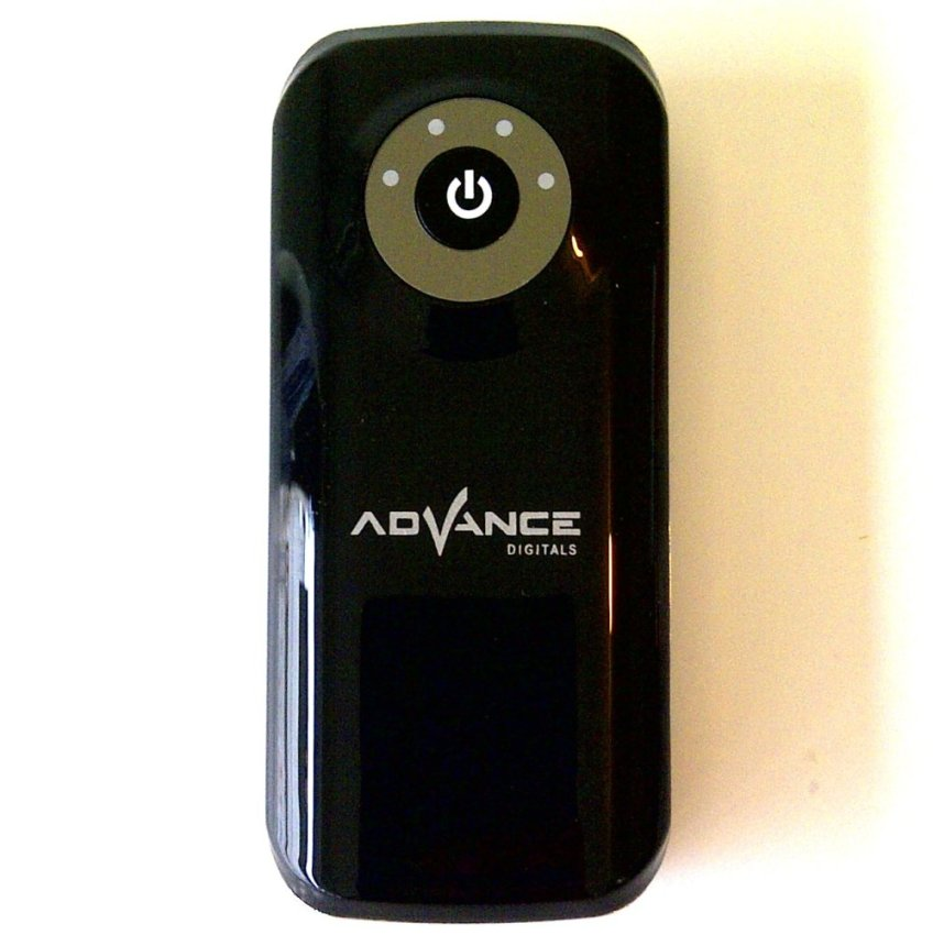ADVANCE PowerBank  5800Mah -hitam