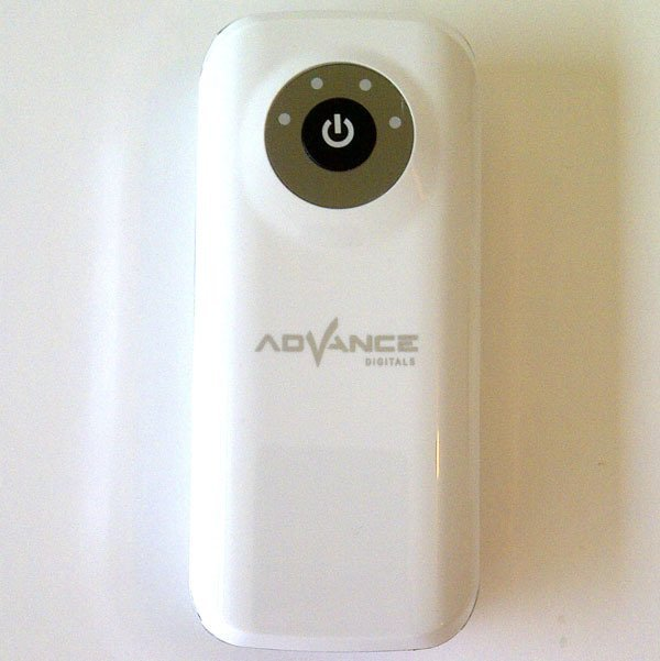 ADVANCE PowerBank  5800Mah -putih