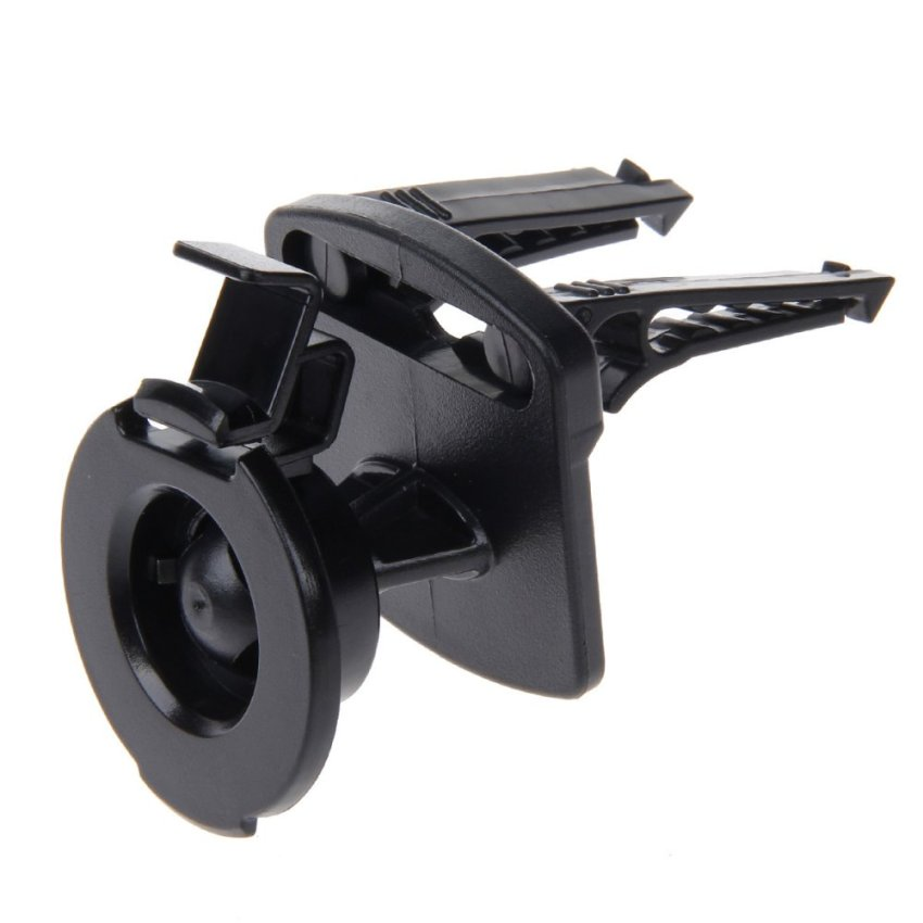 Air Outlet Mounted Navigator Support GPS Holder Stand for Car - Black (Intl)