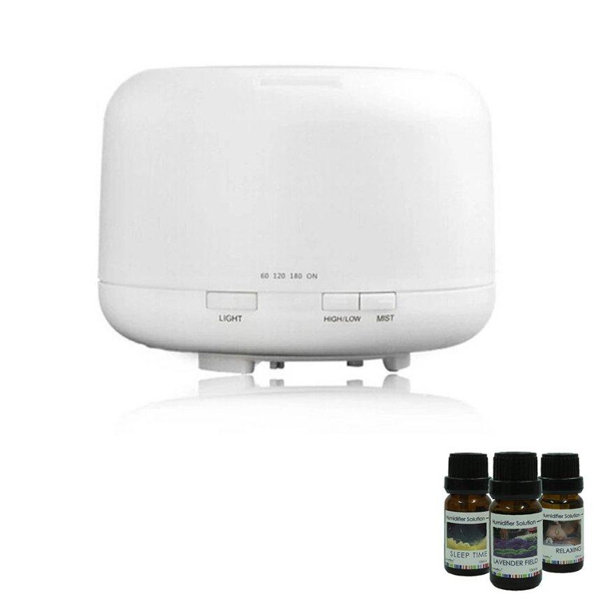 AIUEO Ultrasonic Aroma Diffuser & Air Humidifier Air Mist Fragrance Aromatherapy Oils Aroma Type MA168J -