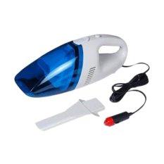 AIUEO Vacuum Cleaner Portable - Putih-Biru
