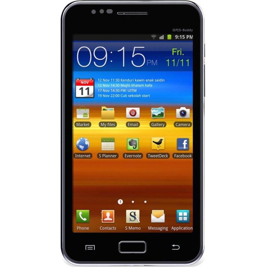 Aldo Ephone-E61 - Dual GSM - Hitam + Aldo Power Bank 4100 Ultra Slim