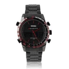 Allwin Skmei Luxury Brand New Man Multifunctional Sports Watch Stainless Steel