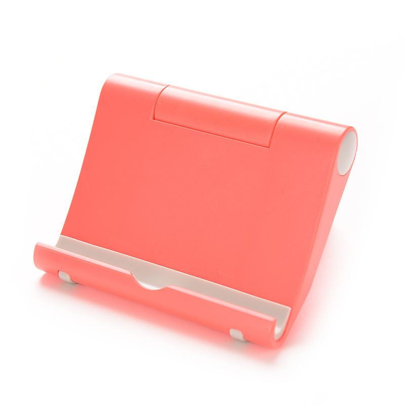 Amazingbox Stand Mount Holder Multi Angle for iPad iPhone Red (Intl)