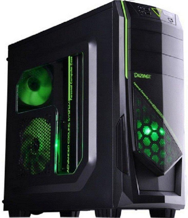 """AMD A8 7600 Komputer Rakitan Gaming - 8GB RAM -AMD - 20"""""""