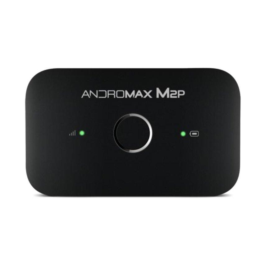 Andromax Smartfren MiFi M2P 4G LTE - Hitam