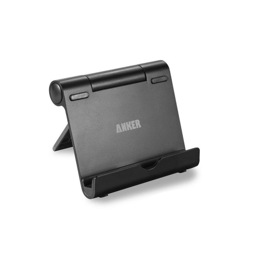 Anker AK-77ANSTAND-BA Multi-Angle Aluminum Stand for Tablets, e-Readers and Smartphones (Intl)