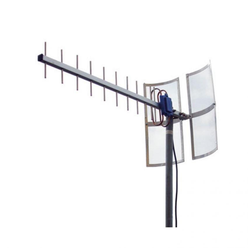 Antena Yagi Bolt Modem WIFI Huawei E5372S Penguat Sinyal Super Extreme - Silver