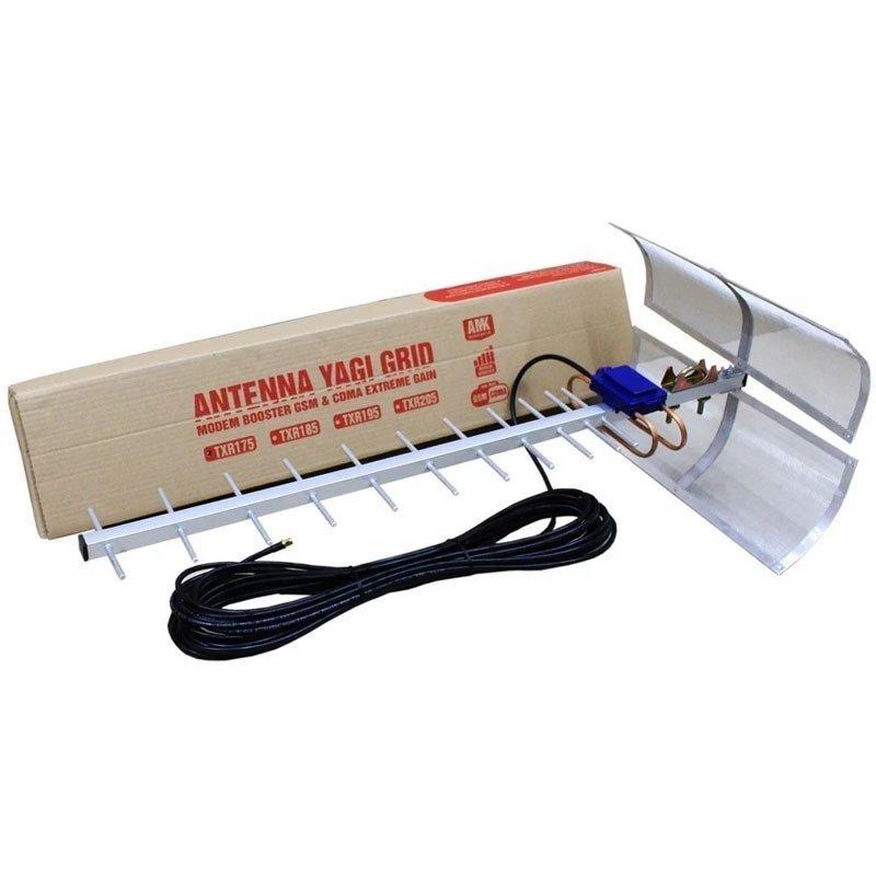 Antena Yagi TXR175 Untuk Smartfren 4G m2p + Gratis Kabel Antena + Pigtail Modem