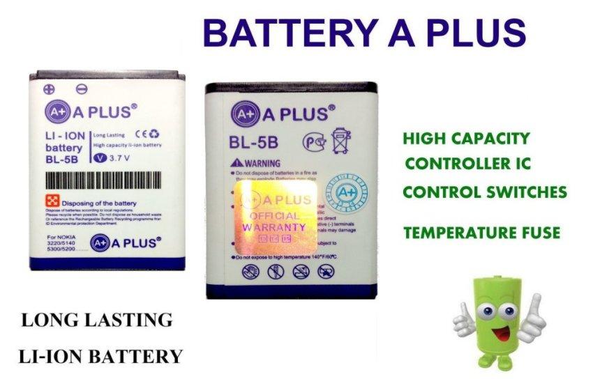 Aplus - Battery A Plus BL5B High Capacity