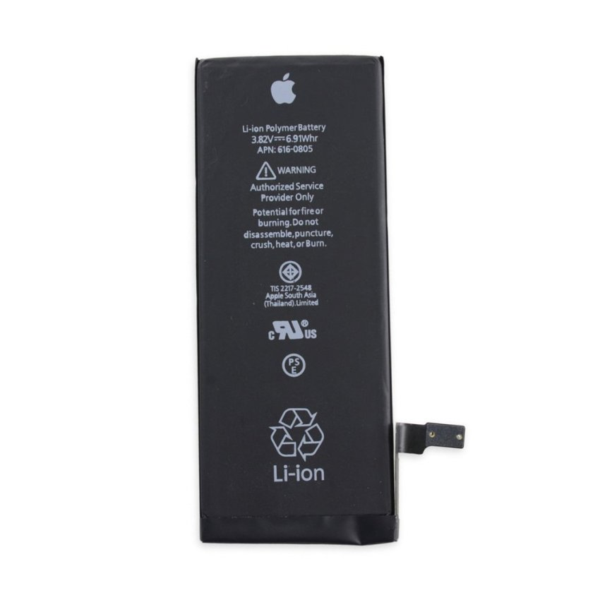 Apple Battery iPhone 6 4,7inc Original 100% - Hitam
