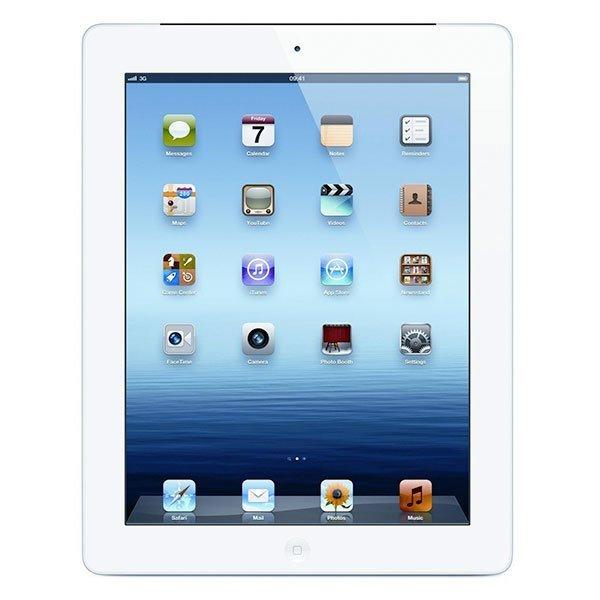 Apple iPad 4 Wifi + Celluler - 64GB - Putih