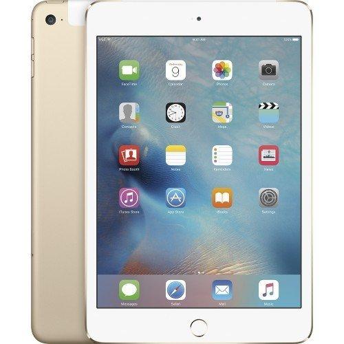 Apple iPad Mini4 Cellular 7.9' 128 GB - Gold