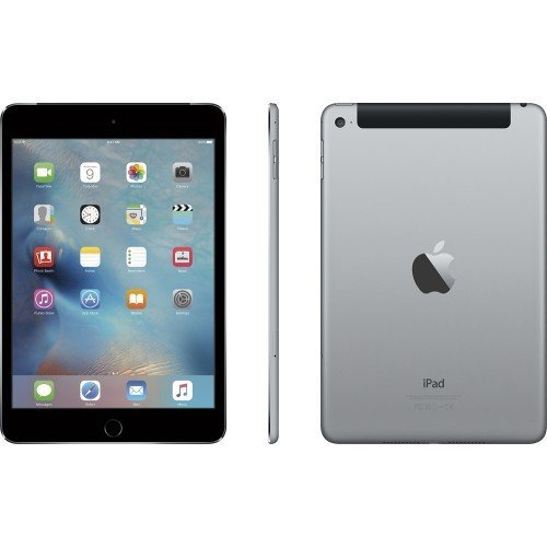 Apple iPad Mini4 Cellular 7.9' 16 GB - AbuAbu