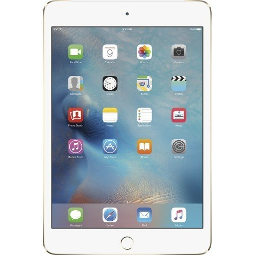 Apple iPad Mini4 Cellular 7.9' 16 GB - Gold
