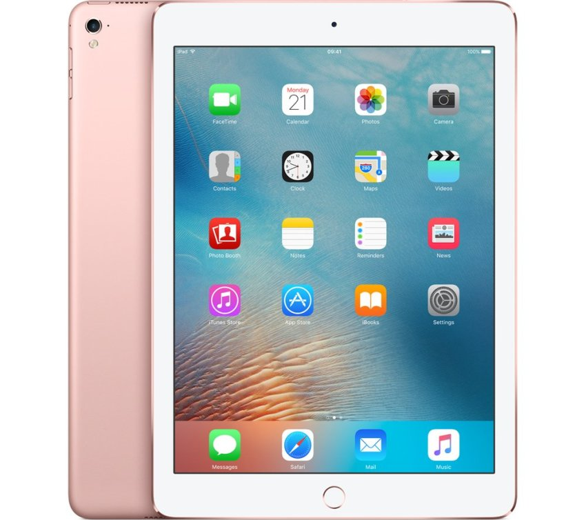 Apple iPad Pro 4G 9.7 inch 32 GB WiFi+Cellular - Rose Gold
