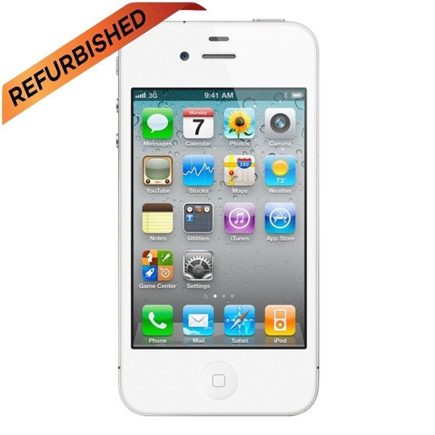 Apple iPhone 4 - 32GB - Putih