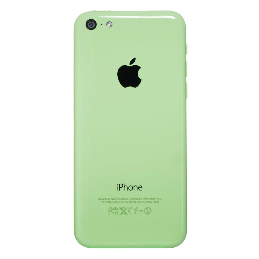 Apple iPhone 5C - 32 GB - Hijau - Grade A