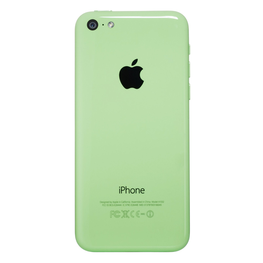 Apple iPhone 5C - 32 GB - Hijau - Grade A + Gratis Tempered Glass