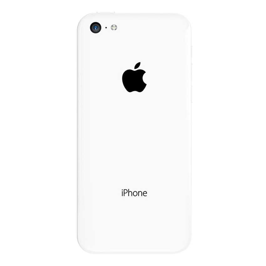 Apple iPhone 5C - 32 GB - Putih - Grade A + Gratis Tempered Glass - Power Bank 20000mAH