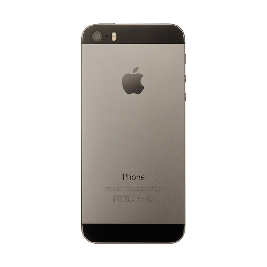 Apple iPhone 5s - 16GB - Abu-abu
