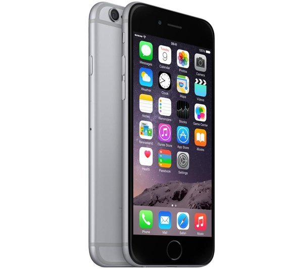 Apple iPhone 6 - 16GB - GREY CPO