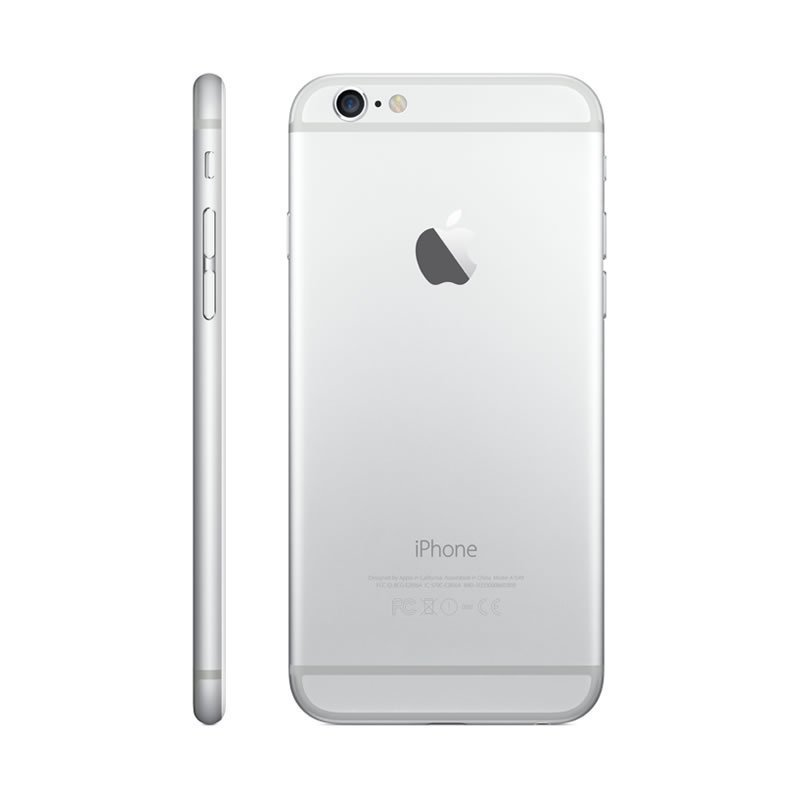 Apple - Iphone 6 - 16GB - Silver
