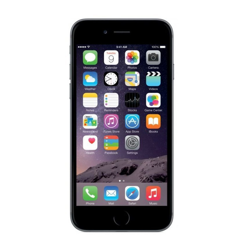 Apple iPhone 6 - 64 GB - Space Gray