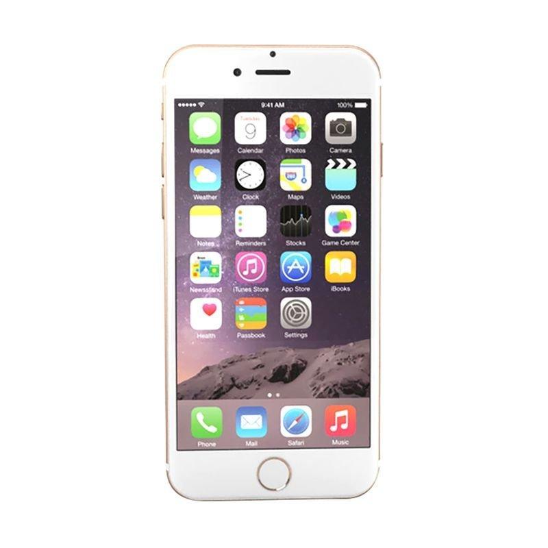 Apple iPhone 6S - 16 GB - Emas