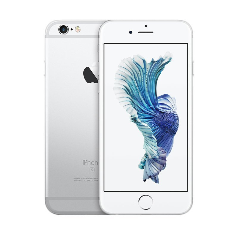 Apple iPhone 6S Plus - 128 GB - Silver