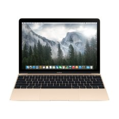 "Apple MacBook MK4M2 - 2015 - 12"" - Intel Core M - 8GB RAM - Gold"